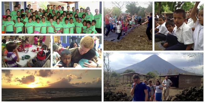 Nicaragua Collage